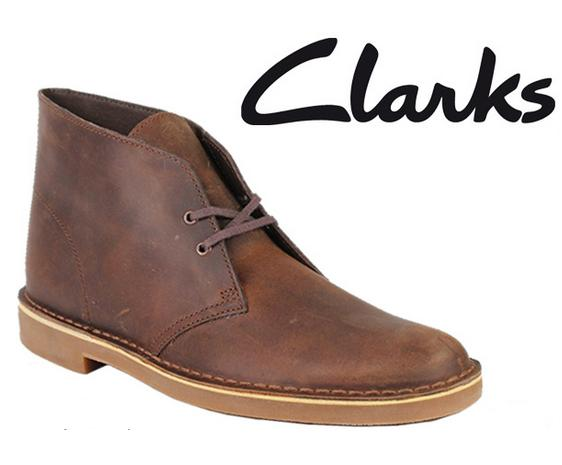 Up to 50% Off Clarks Chukka Boots at Nordstrom Rack