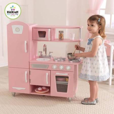 $50.1 KidKraft Vintage Kitchen