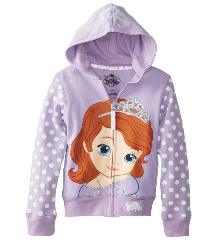 From $4.00 Disney Girls' Clothing @ Amazon