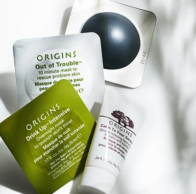 Free Face Mask + Mask Pod with any $30 Purchase @ Origins