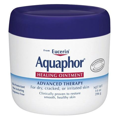$17.25 + $5 Target Gift Card 2 x Aquaphor Healing Ointment, Dry, Cracked and Irritated Skin Protectant, 14 Ounce