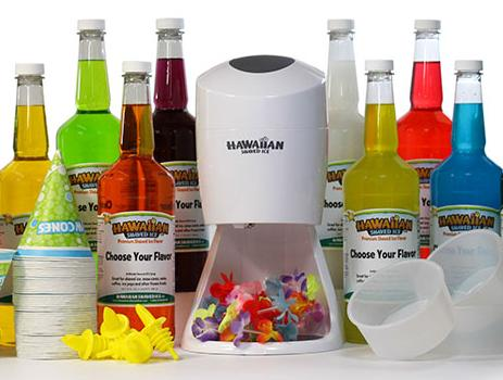 Electric Shaved Ice Machine by Hawaiian Shaved Ice #S900a