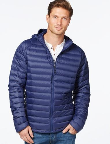 Weatherproof 32 Degrees Packable Down Jacket @ Macy's