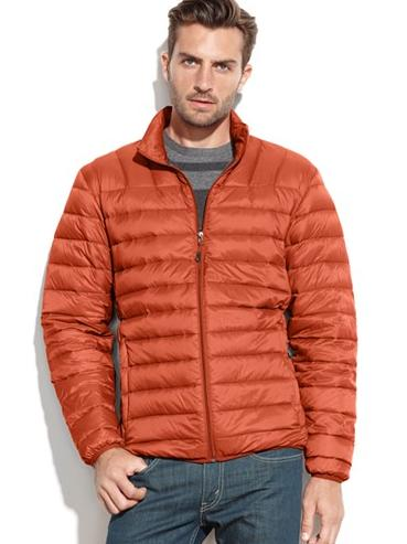 $39.99 Hawke & Co. Outfitters Packable Down Jacket @ Macy's