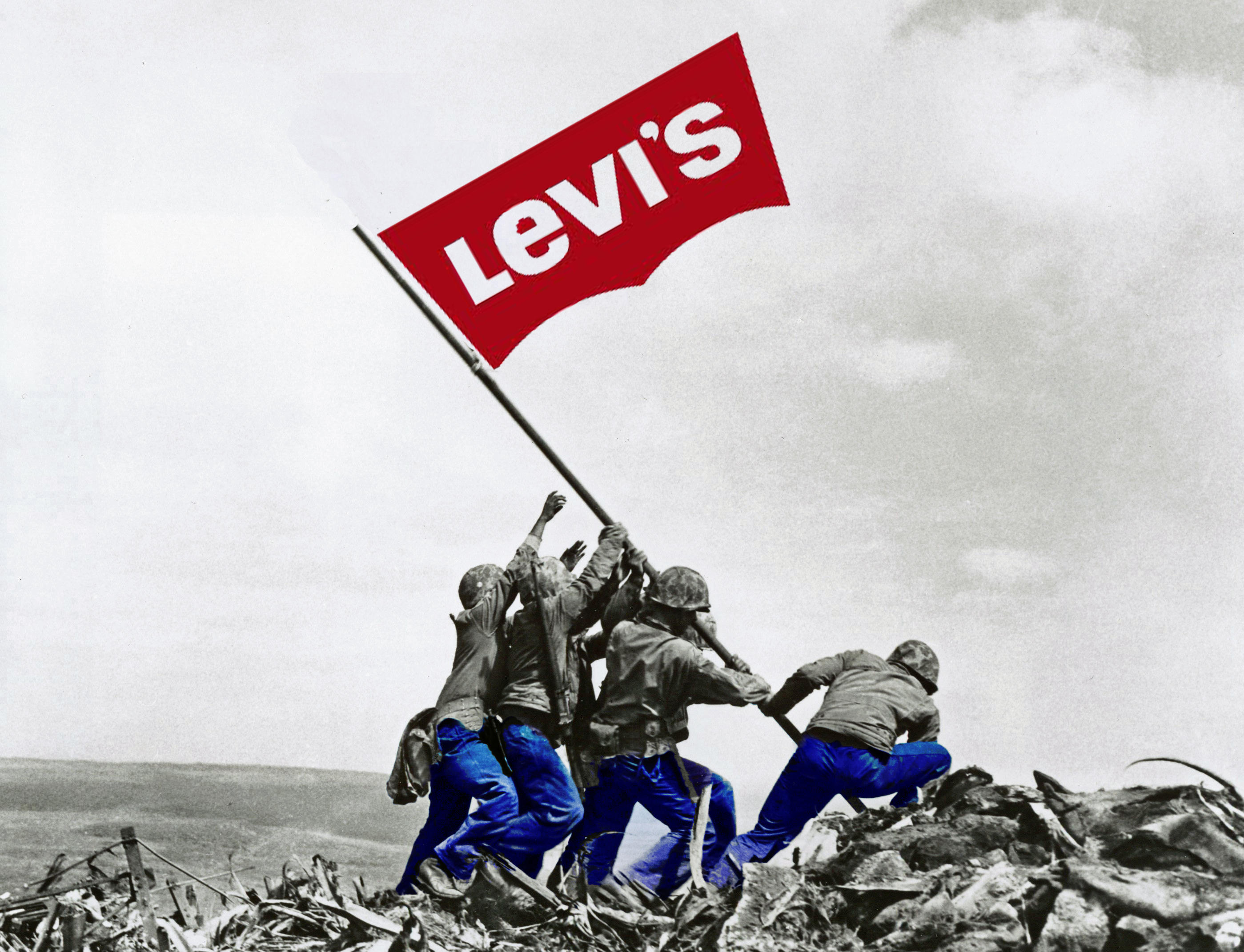 Extra 50% off ORDERS OF $250+ Storewide SALE @ Levi's