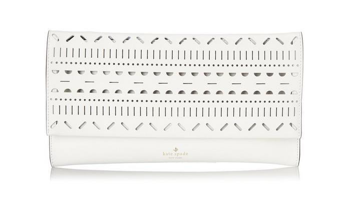 kate spade new york Lillian Court Neva Clutch