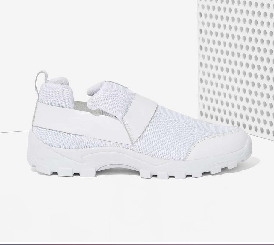 Jeffrey Campbell Majken Leather Trainer Women's Sneaker On Sale @ Nasty Gal