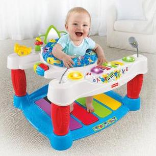 Fisher-Price Step N' Play Piano