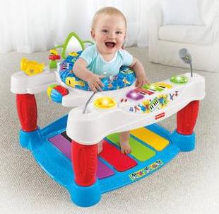 $40.93 Fisher-Price Step 'N Play Piano