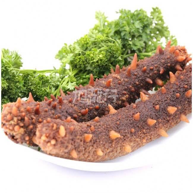 Free Shipping Arctic Ocean Black  Sea Cucumbers Sale @ Xlseafood