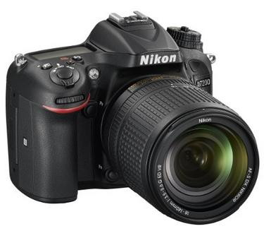 Nikon D7200 Digital SLR Camera Body + 18-140mm VR Lens DSLR Kit