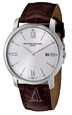 Up to 75% Off Select Baume and Mercier Watches @ Ashford