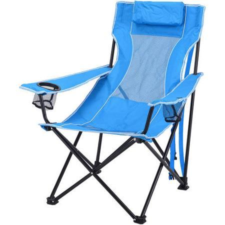 Ozark Trail Oversized Mesh Lounge Chair