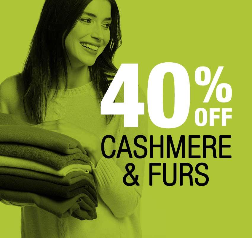 Extra 40% Off + 10% Off on Cashmere and Furs @ LastCall by Neiman Marcus