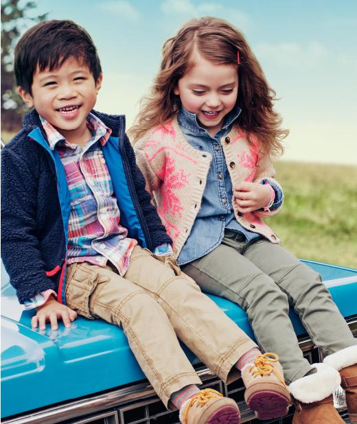 Extra 25% Off Orders Over $40 Sitewide @ OshKosh BGosh