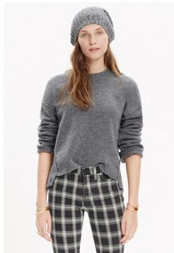 Extra 40% off Select Sweaters @ Madewell