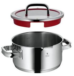 $137 WMF Function 4 Low Casserole with Lid, 4-Quart