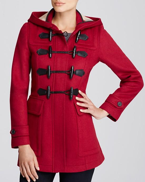 Up to 30% Off Select Burberry Apparel @ Bloomingdales