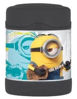 $13.13 Thermos 10 Ounce Funtainer Food Jar, Minions