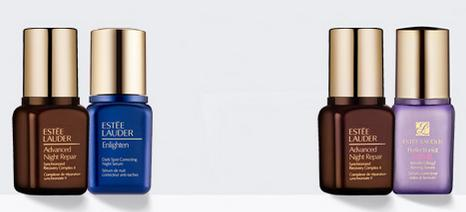 Free 2-Piece Deluxe Gifts with order over $50 @ Estee Lauder
