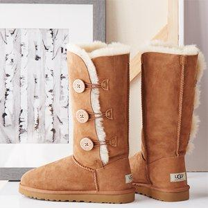 Up to 65% Off UGG & More Boots On Sale @ Rue La La