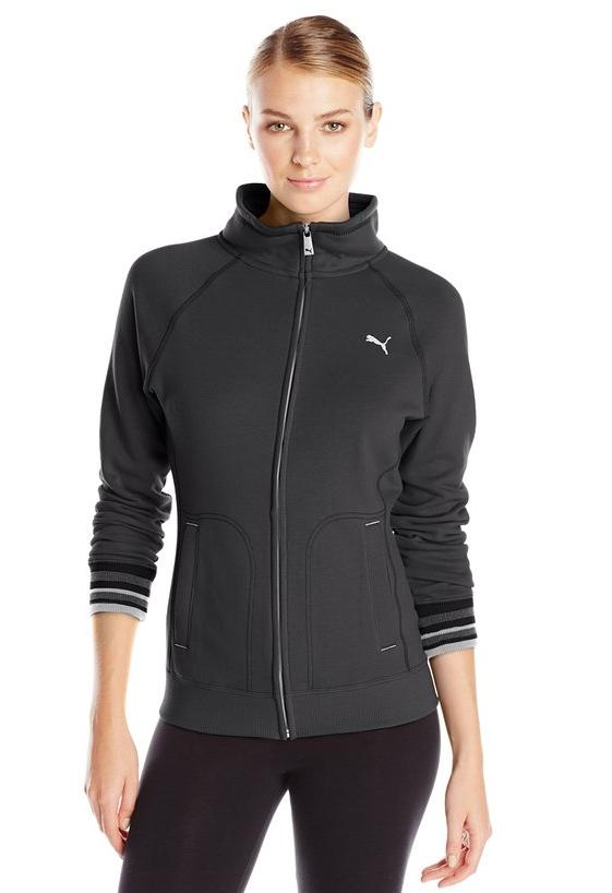 PUMA Women's Sweat Jacket