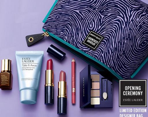 Free 7-Piece Gift with Any Estee Lauder Purchase of $35 @ Bon-Ton