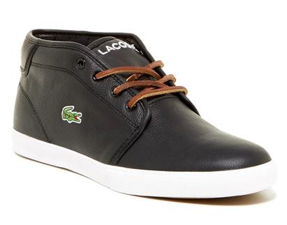 Lacoste Men's Leather Sneakers
