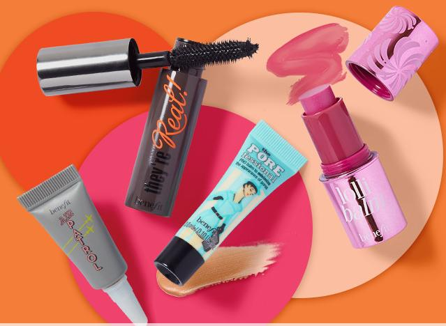 Free 4 Piece Benefit Deluxe Samples with Orders of $50 or More @ ULTA Beauty