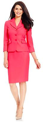 Up to Extra 30% Off+Extra 15% Off Women's Suit Sale @ Macy's