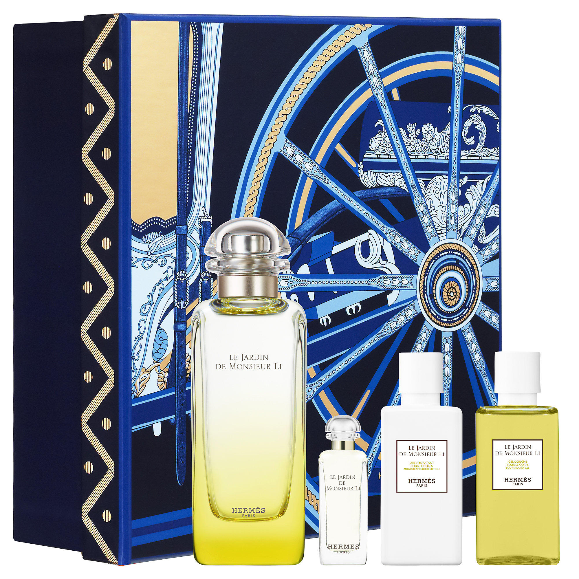 New Release HERMÈS launched New Monsieur Gift Set