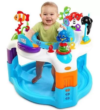 Baby Einstein Rhythm of the Reef Activity Saucer @ Walmart