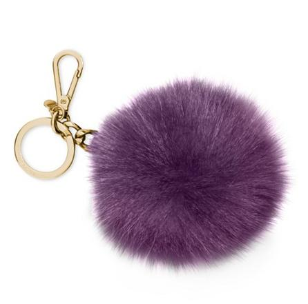 Extra 20% Off MICHAEL Michael Kors Extra Large Fur Pom Key Chain