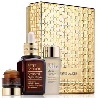 $92 + Free 9 piece Gift + Cleanser Estée Lauder 'Advanced Night Repair Essentials' Collection