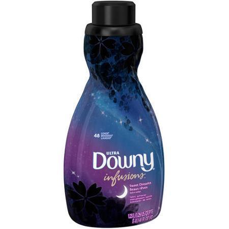 Ultra Downy Infusions Sweet Dream Liquid Fabric Softener, 41 fl oz