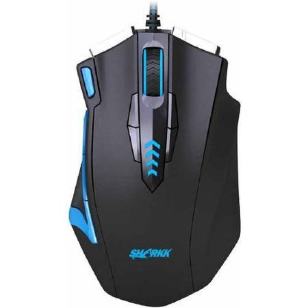 SHARKK 16,400 DPI High-Precision Laser Gaming Mouse