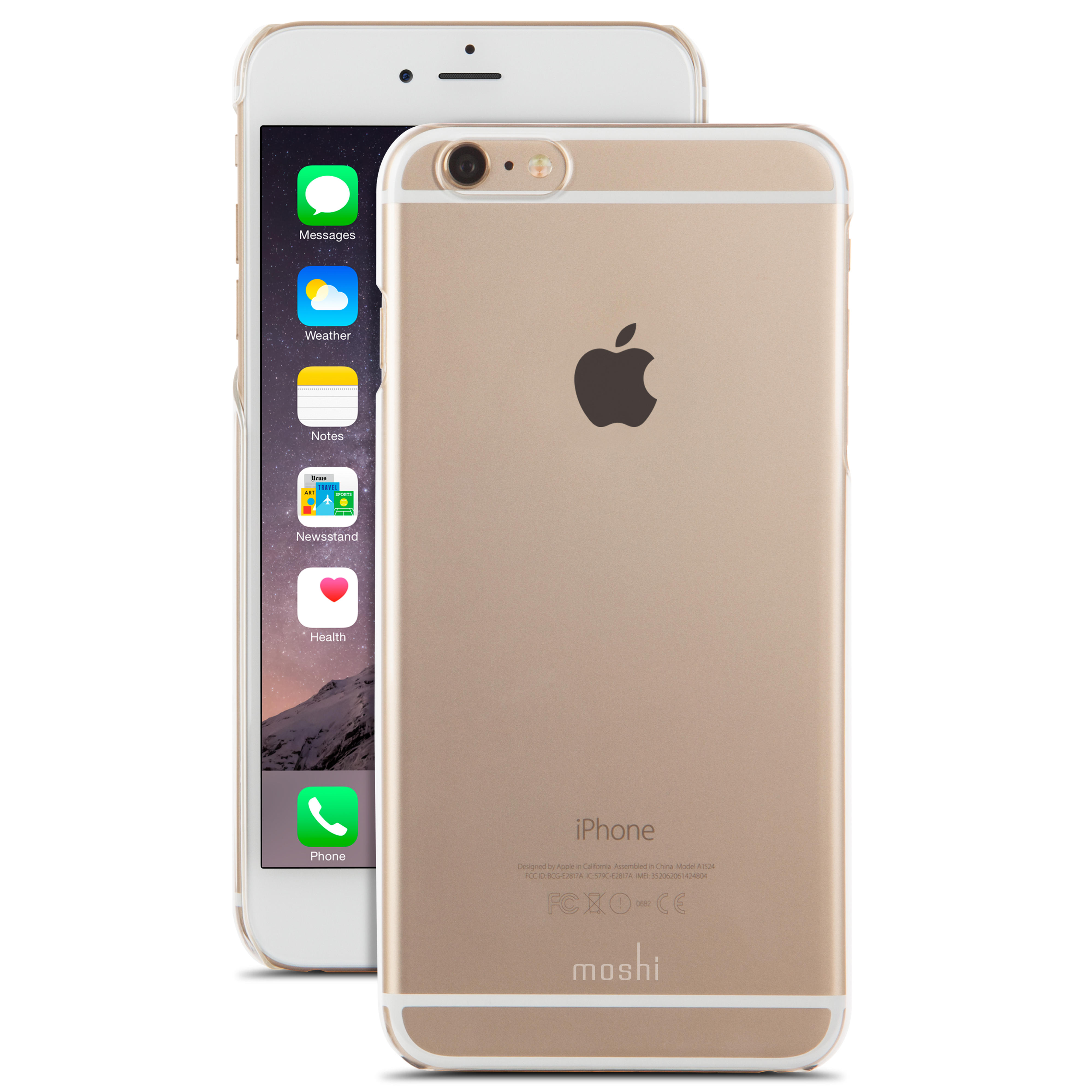 $449Apple iPhone 6 Plus 16GB, Gold