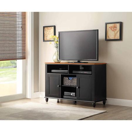 "$60.54 Better Homes and Gardens Autumn Lane Black Buffet For 55"" TVs"