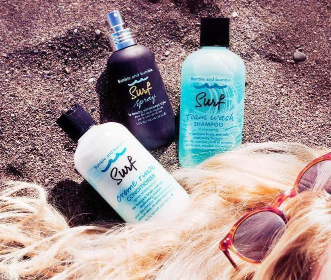 Free Deluxe Sample with any Purchase @ Bumble & Bumble