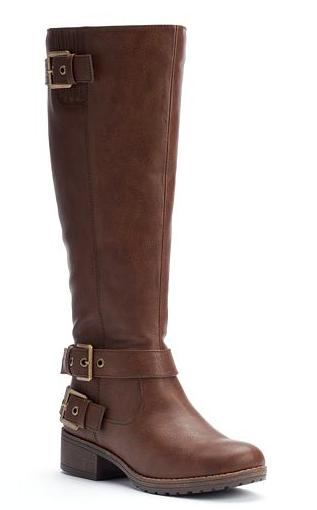 Extra 30% Off Select Boots @ Kohl's