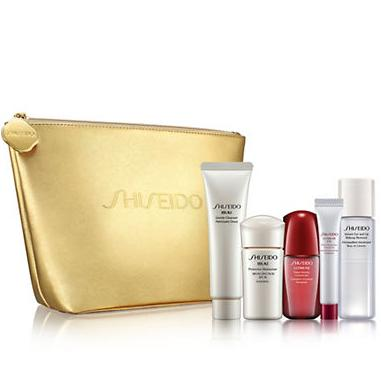 10% Off + Free Gift with any Two full Size Shiseido Skincare Purchase @ Lord & Taylor