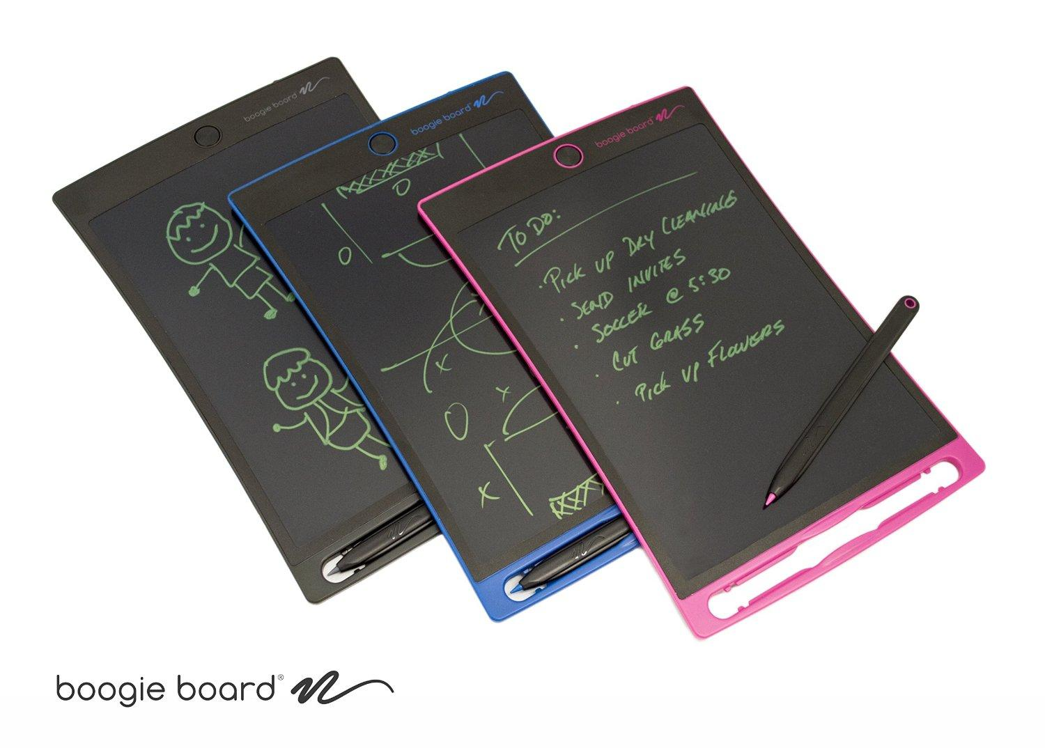 Lightning Deal! Boogie Board Jot 8.5 LCD eWriter, Blue (J32220001)