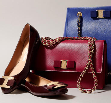 Up to 58% Off Salvatore Ferragamo Shoes & Handbags On Sale @ Gilt