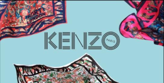 25% Off Kenzo Scarves On Sale @ shopbop.com
