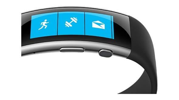 $175.00 New Microsoft Band 2 + Free 30-Day Gold's Gym Membership and Fitness Assessment($100 value)