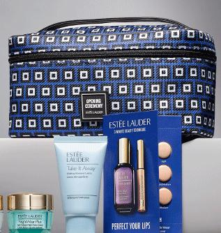 Free 9 piece Gift with $45 Estee Lauder Purchase @ Nordstrom