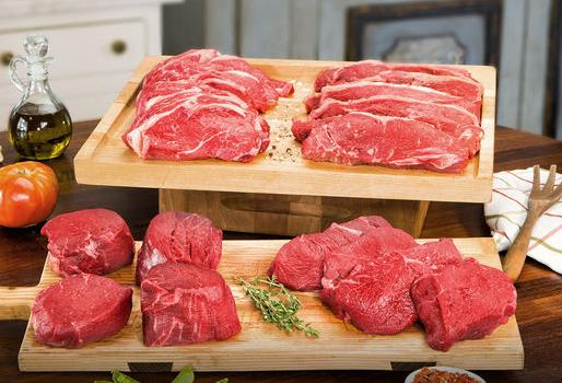 $99.99 100% Grass-Fed Organic Steak + Free Shipping @ Livingsocial