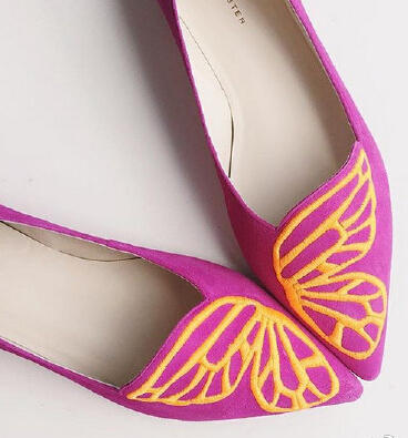 $50 Off $200 Sophia Webster Butterfly Shoes @ Neiman Marcus