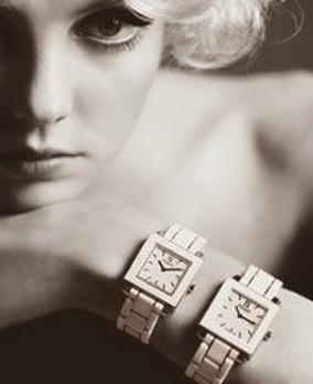 Fendi Large Square Ceramic Bracelet Watch @ Nordstrom