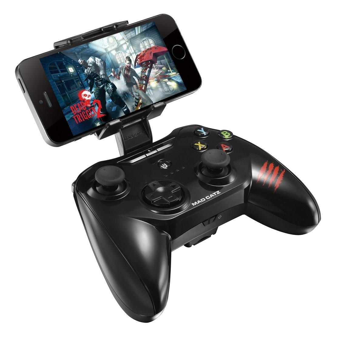 Mad Catz C.T.R.L.i Mobile Gamepad Made for Apple iPod, iPhone, and iPad
